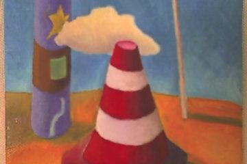 Pittura di Arnaldo Mangini