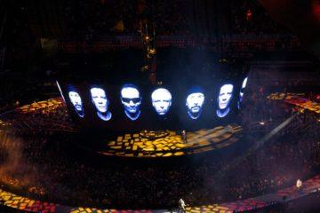 U2, Milano 8 Luglio 2009