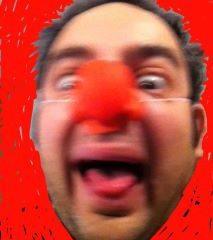 Timore e desiderio nel clown