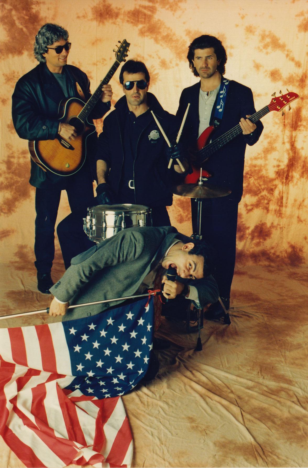 I migliori sosia: una band!