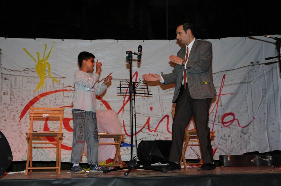 danza col pubblico