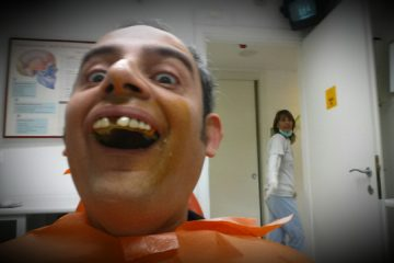 Dal dentista…