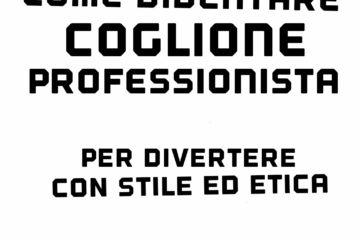 COGLIONE PROFESSIONISTA