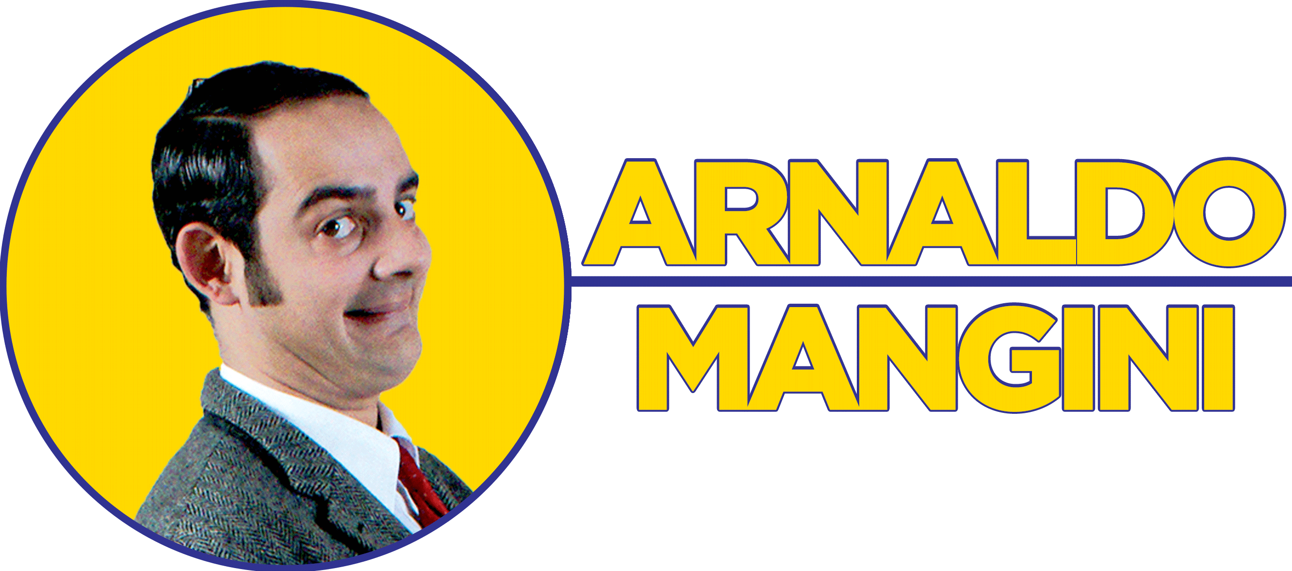Stampa - Arnaldo Mangini Clown Actor / MrBean Lookalike