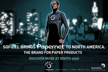 Finalmente un nuovo supereroe, Captain Papernet!