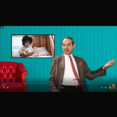 Video personalizzato Arnaldo Mangini