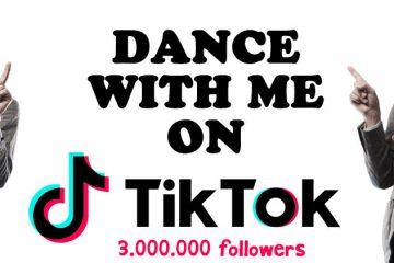 Balla con me su TikTok!